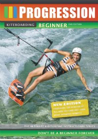 Kiteboarding Training Progression Beginner DVD 2nd Edition