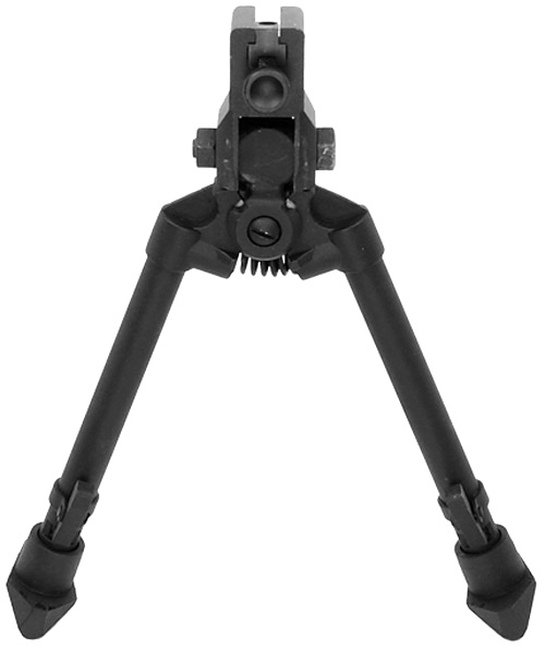 AR15 BIPOD WITH BAYONET LUG QUICK RELEASE MOUNT