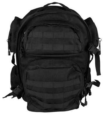 Tactical Backpack Black