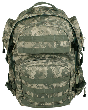 Tactical Backpack Digital Camo Acu