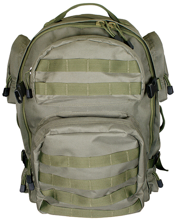 Tactical Backpack Green