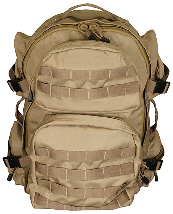 Tactical Backpack Tan