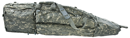 DRAG BAG - DIGITAL CAMO ACU