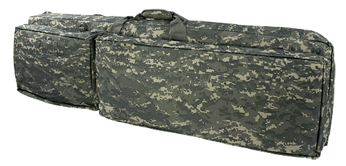 DOUBLE RIFLE CASE/DIGITAL CAMO ACU