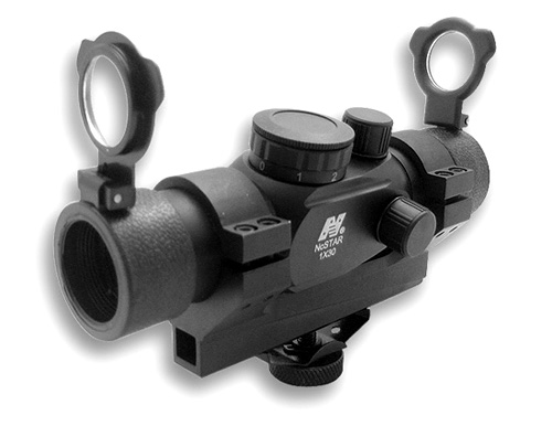 1X30 T-STYLE RED DOT SIGHT / AR MOUNT