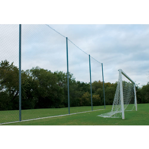 "All Purpose Backstop System-4"" Netting"