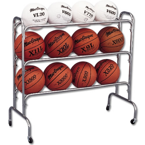 Wide Body Ball Cart - 12 Ball