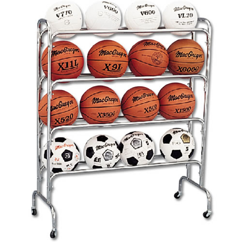 Wide Body Ball Cart - 16 Ball