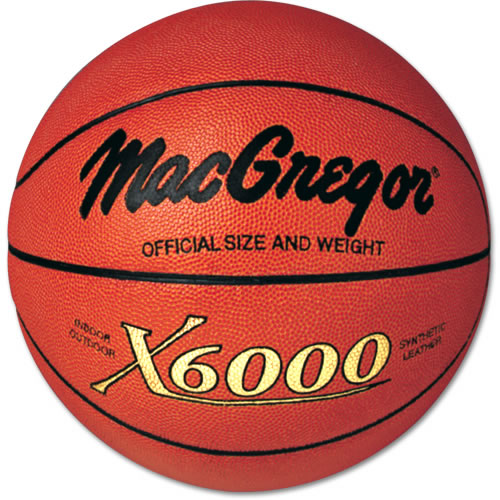 Basketball MacGregor® X6000 Basketball
