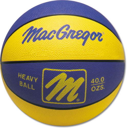 Basketball MacGregor Men's Heavy Basketball