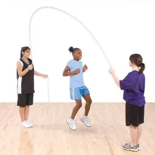 Double-Dutch Jump Ropes