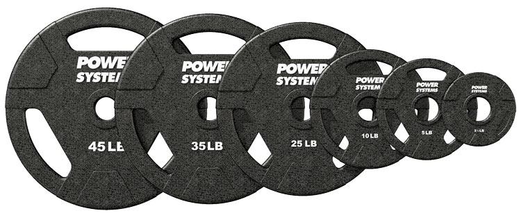 Elite Olympic Weight Plates