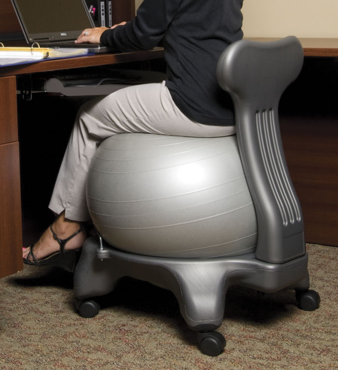 Attractive Swiss Ball Exercise Ball Chair