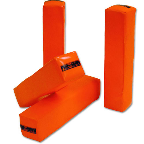 Flag Football Pro-Down Weighted Anchorless Pylon