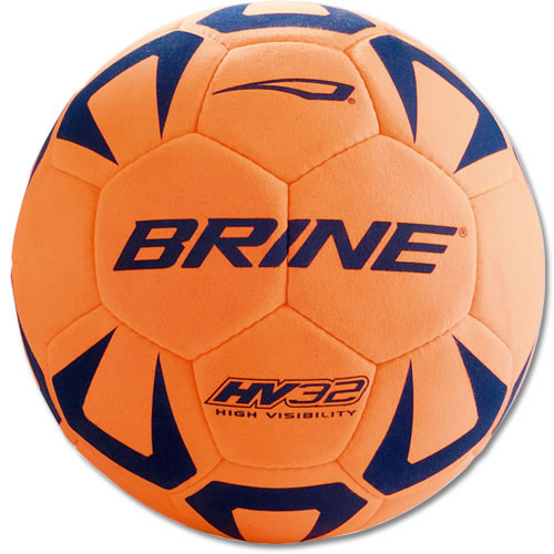 Indoor Soccer Ball - Brine High Visibility Size 5