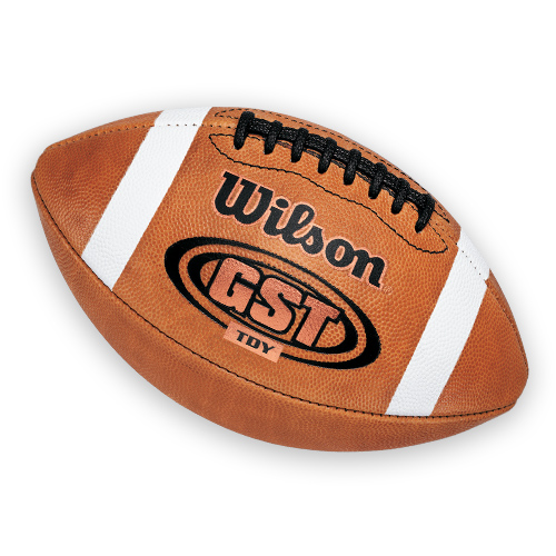 Leather Football Wilson GST TDY Youth Football
