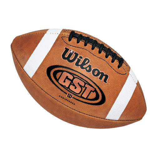 Leather Football Wilson F1003 GST™ Game Football