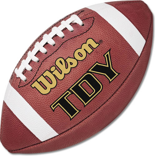 Leather Football Wilson F1300 TDY Youth Football