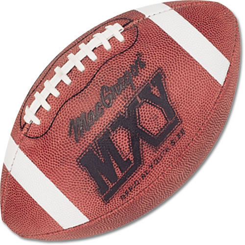 Leather Football MacGregor® MXY Youth Football