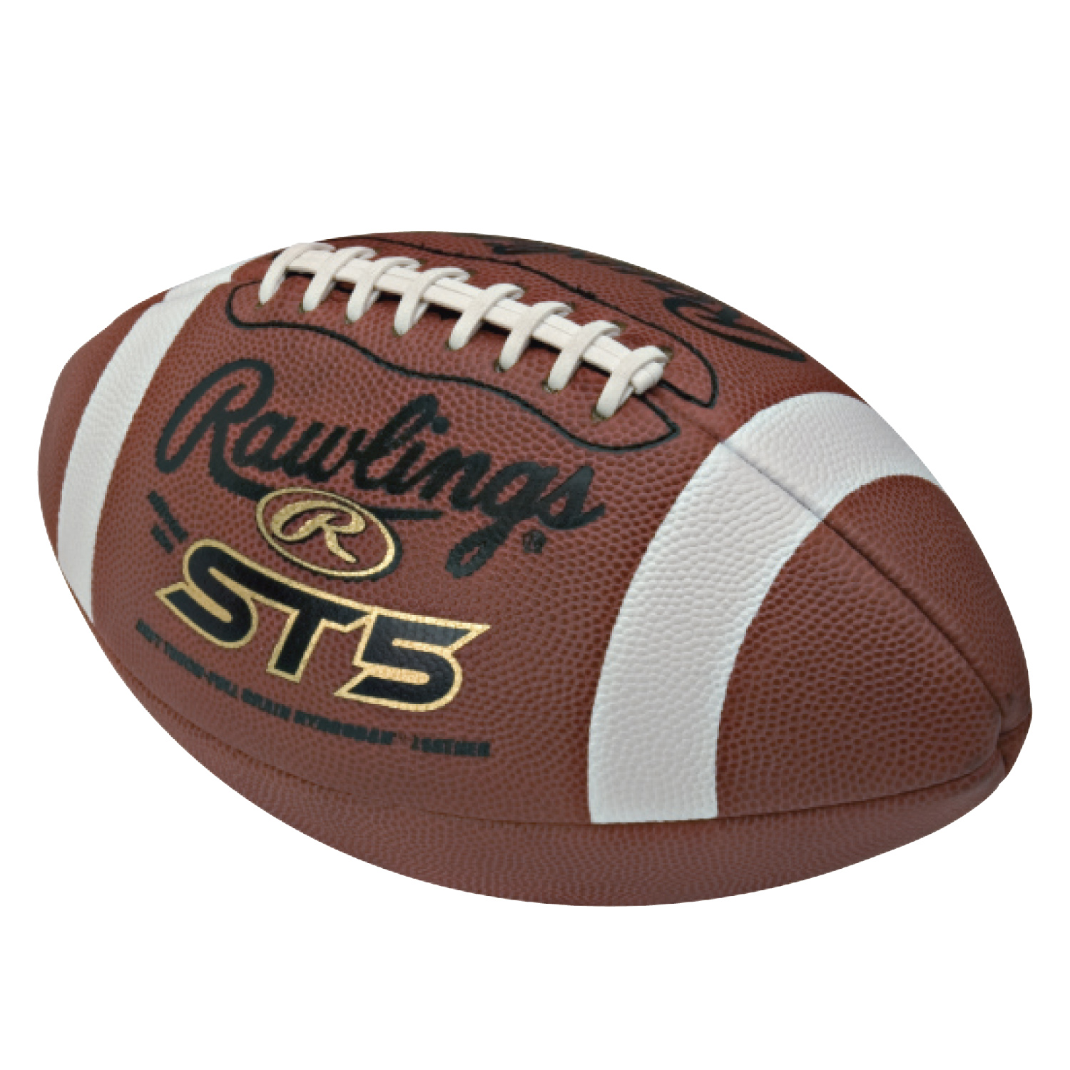 Leather Football Rawlings ST5 Official Football