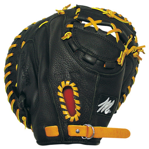 MacGregor Prep Series Catchers Mitt Black RHT
