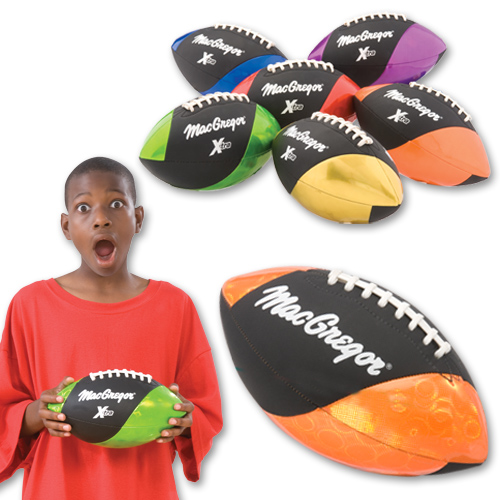 Rubber Football Color My Class® Xtra™ Junior Football