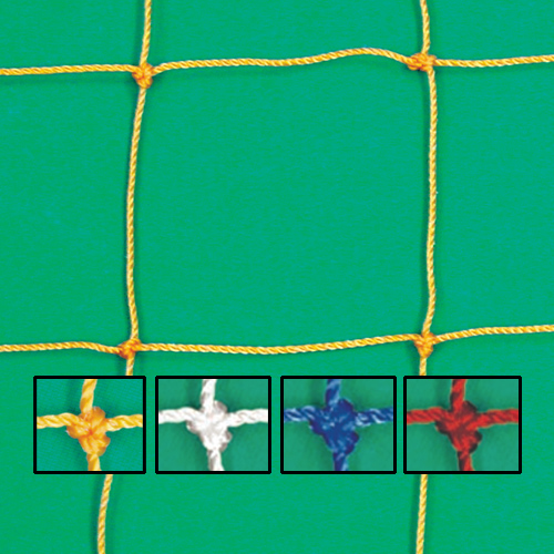 Playmaker Orange Soccer Net
