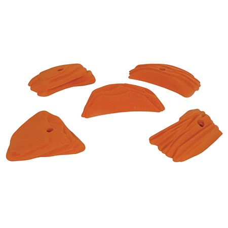 Sandstone Set D Climbing Holds