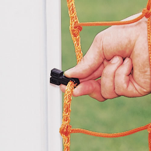 Twist-in Soccer Net Hooks