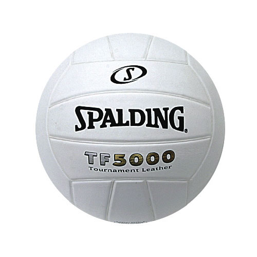 Spalding TF-5000 Leather Volleyball