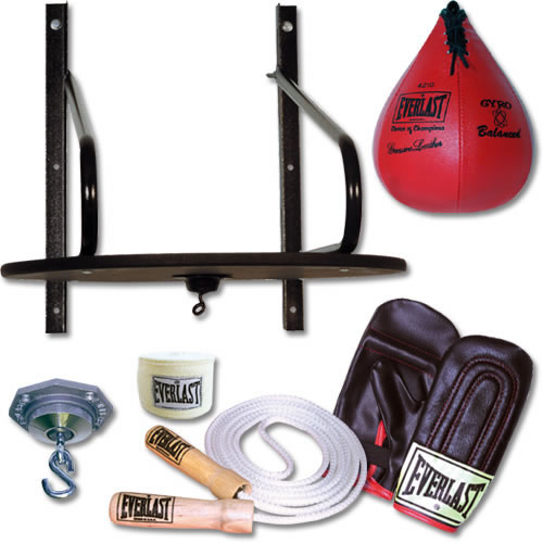 Speed Bag Everlast 6-Piece Speed Bag Set