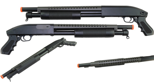 TSD Tactical Law Enforcer Sawed-Off Shotgun