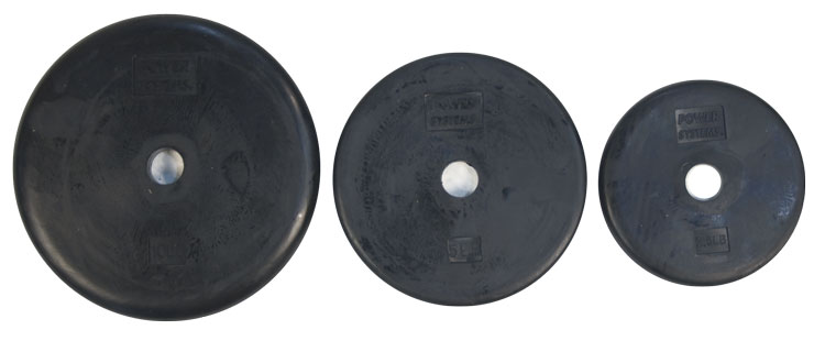 Weight Plates Rubber Standard Plates