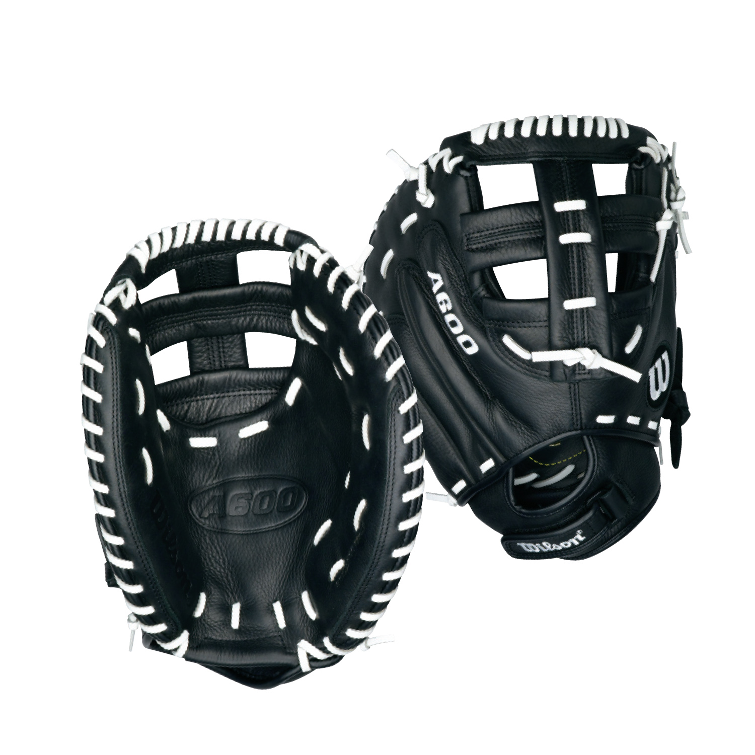 "Wilson A600 33"" Fast Pitch Catchers Mitt"